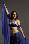Beatrice belly dancer