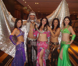 Ricky with Desert-Stars belly dance