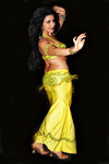 Eleni belly dance