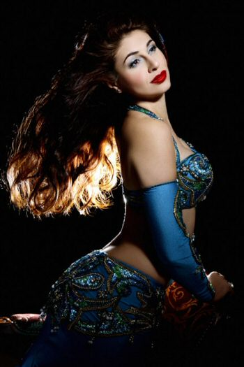 Hire Jane - award winning belly dancer