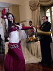 Khouloude belly dancer
