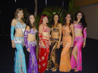 Desert Stars belly dance